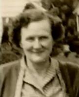 2番目の妻、マーガレット・ハバード