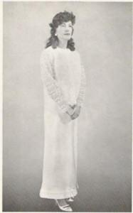 3番目の妻、メアリー・スー・ハバード