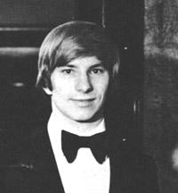 クェンティン・ハバード、1973年